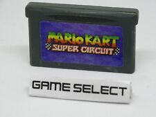 MARIO KART SUPER CIRCUIT SUPER NINTENDO GAME BOY ADVANCE GBA e DS NDS CARTUCCIA
