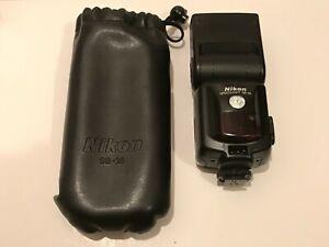 [Near MINT] Nikon Speedlight SB-28 Shoe Mount Flash w/porch from japan
