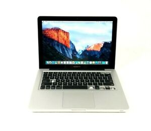 "Apple MacBook Pro A1278 13.3"" 2.5GHz intel Core i5 4GB RAM 500GB"