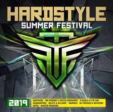 Hardstyle SUMMER FESTIVAL 2019 2 CD NEUF