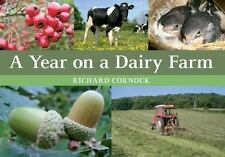 YEAR ON A DAIRY FARM - NEW PAPERBACK BOOK