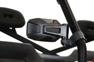 Seizmik Strike Side View Mirror for Polaris and CanAm - Sold As Pair 18092