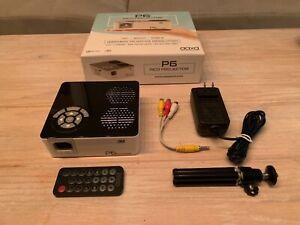 Aaxa P6 pico portable projector