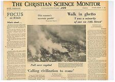 More details for martin luther king assassinated riots in washington chicago april 6-8 1968 b16