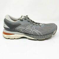 Asics Womens Gel Kayano 25 1012A026 Grey Running Shoes Lace Up Low Top Size 8.5