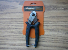 Bicycle Cable & Housing Cutter Crimper Avenir Bike Long Handles Steel New