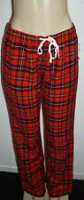 3f710e0953 Old Navy Womens Red Patterned Flannel Sleep Pants Size Small