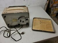 Vintage Kodak Brownie Model 300 8 mm Film Projector - Runs but NEEDS NEW CORD +