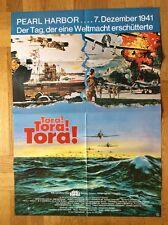 Tora! tora! tora! (kinoplakat' 70) Martin Baume/Joseph COTTEN/pearl harbor