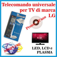 Telecomando Bravo Original 2 Per TV LG