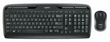 Logitech MK320 Wireless Desktop Keyboard and Mouse Combo New