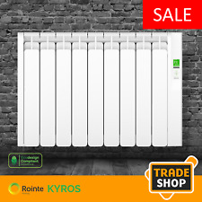 Rointe Kyros KRI0990RAD3 Energy-Saving Digital Radiator 990w - 20 Year Warranty