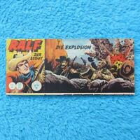 "RALF Nr 80 Der Scout ""DIE EXPLOSION"" Piccolo Lehning 1961 Z1"