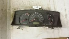 Speedometer Cluster Only MPH Ce Fits 04-08 COROLLA 150661