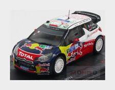 Citroen Ds3 Wrc Red Bull #1 Winner Rally Mexico 2011 WC Edicola 1:43 PASRACOL001