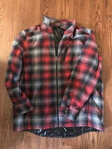 Spyder Insulated Flannel