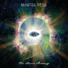 MANTRA VEGA - The Illusions Reckoning SEALED 2016  HEATHER FINDLAY DAVE KERZNER