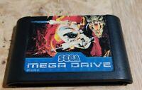 Sega Megadrive SUB-TERRANIA Game - MEGA DRIVE RARE SHOOTER - Cartridge Only PAL