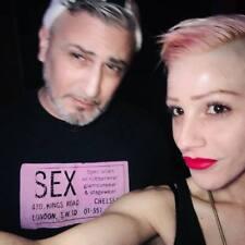 London SEX boutique t-shirt McLaren Westwood  Punk Sex Pistols Bow Wow Wow