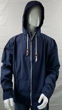 Southern Tide Mens Jacket Size Large L Rain Coat Full Zipper MSRP $145 NWT