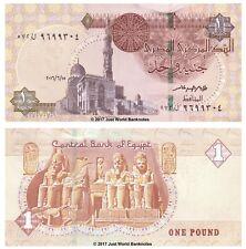 Egypt 1 Pound 2016 P-New Banknotes UNC