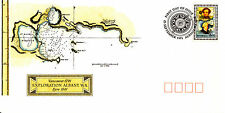 1991 Exploration Of Albany (Gummed) FDC - Albany WA 6330 PMK