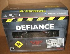 PS3 Defiance Collector's Edition New Sealed (Sony PlayStation 3, 2013)