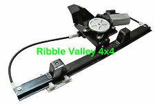 LAND ROVER FREELANDER REAR RH O/S PASSENGER WINDOW REGULATOR & MOTOR CVH101202