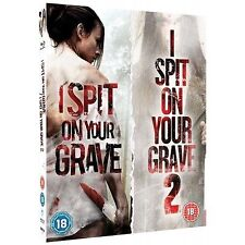 I Spit On Your Grave 1-2 (Blu-ray, 2013, 2-Disc Set, Box Set)