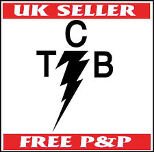 Elvis TCB Taking Care Of Business Car Decals Stickers  Body,Glass,Door Graphics