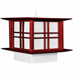 """Oriental Furniture 8"""" Akida Hanging Lamp"""
