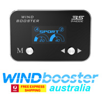 Windbooster 9 mode 3S throttle controller to suit Holden Commodore VE 2006-2013