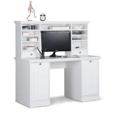 Bureaux et tables d'ordinateur blancs pour la chambre