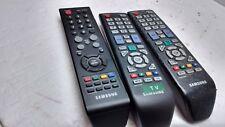 Samsung TV Video Home Audio Remote Control BN59-00545A, BN59-01006A, AH59-02533A