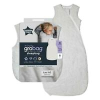 Tommee Tippee The Original Grobag Baby Sleeping Bag, 18-36m, 0.2 Tog - Grey Marl