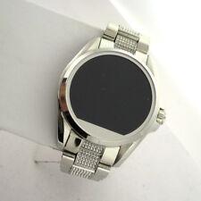 Michael Kors Access Touchscreen MKT5000 Bradshaw Smartwatch Silver Glitz Watch