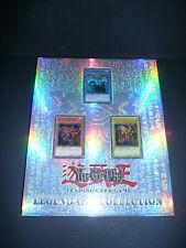 Legendary Collection 1 - Ordner - 3 Götterkarten - Deutsch - LC01-DE...