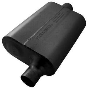 Exhaust Muffler 40 Series Delta Flow Muffler Universal Muffler - Not a direct fi