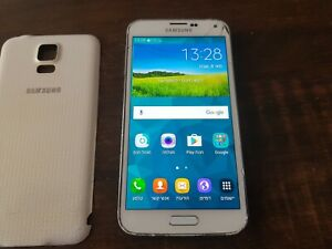 With problems Samsung Galaxy S5 Duos SM-G900FD 16GB (Unlocked) Smartphone