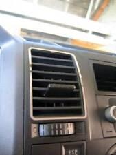 D VW T5 Chrom Rahmen für Lüftungsschacht Mitte ( Typ 1 ) - Edelstahl poliert