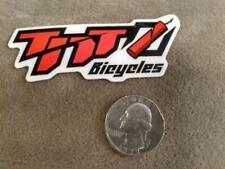 TNT BICYCLES BMX Decal