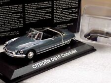 CITROEN DS19 CABRIOLET WITH HARD TOP NOREV 157025 1:43
