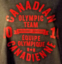 CANADA WINTER OLYMPIC GAMES OFFICIAL T SHIRT LIKE NEW CONDITION SIZE M