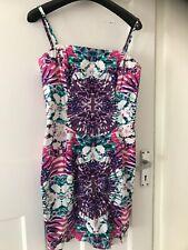 Lipsy mini dress size 10