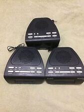 Pure Siesta Mi Series 2 DAB Digital & FM Bedside Alarm Clock Radio ( JOBLOT)