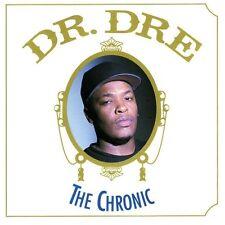 DR. DRE - THE CHRONIC ALBUM COVER HIP HOP ICONIC LEGEND MUSIC PRIDUCTION WALLART