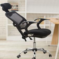 Bürostuhl Chefsessel Bürodrehstuhl Schreibtischstuhl Computerstuhl Schwarz