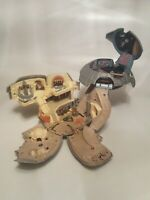 Star Wars, Death Star Double Take, Planet Tatooine, 1997 Galloob Micro Machines