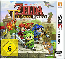 Nintendo 3ds Zelda Tri Force Game Video Games 2230440