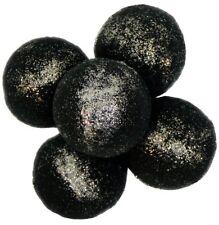 Bath Bomb Set of 5 5.5oz Sparkly Little Black Dress